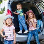 Tips to Keep Young Children Happy on Family Road Trip