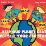 Car Seat Recycling Event