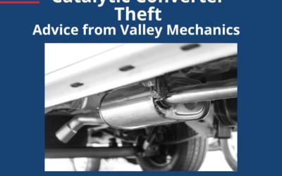 Catalytic Converter 101: Valley Mechanics Offer Advice In Light Of Mesa Operation