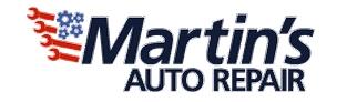 Martin's Logo