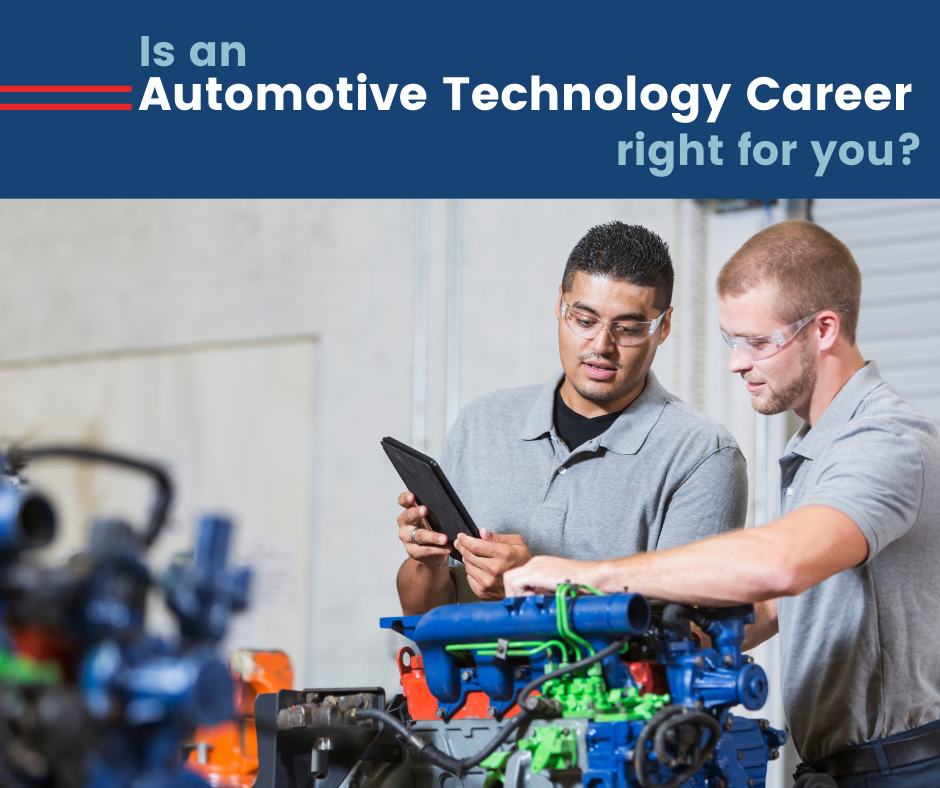 Is an automotive technology career right for you?