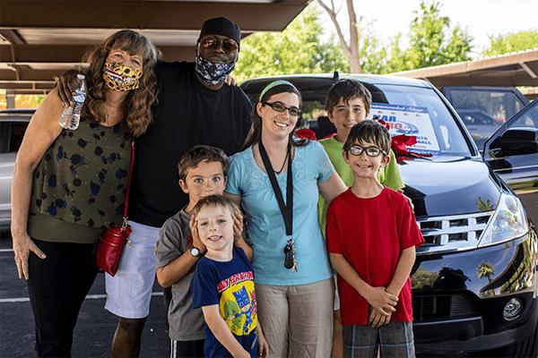 Valley Mom and Nursing Grad Surprised with SUV