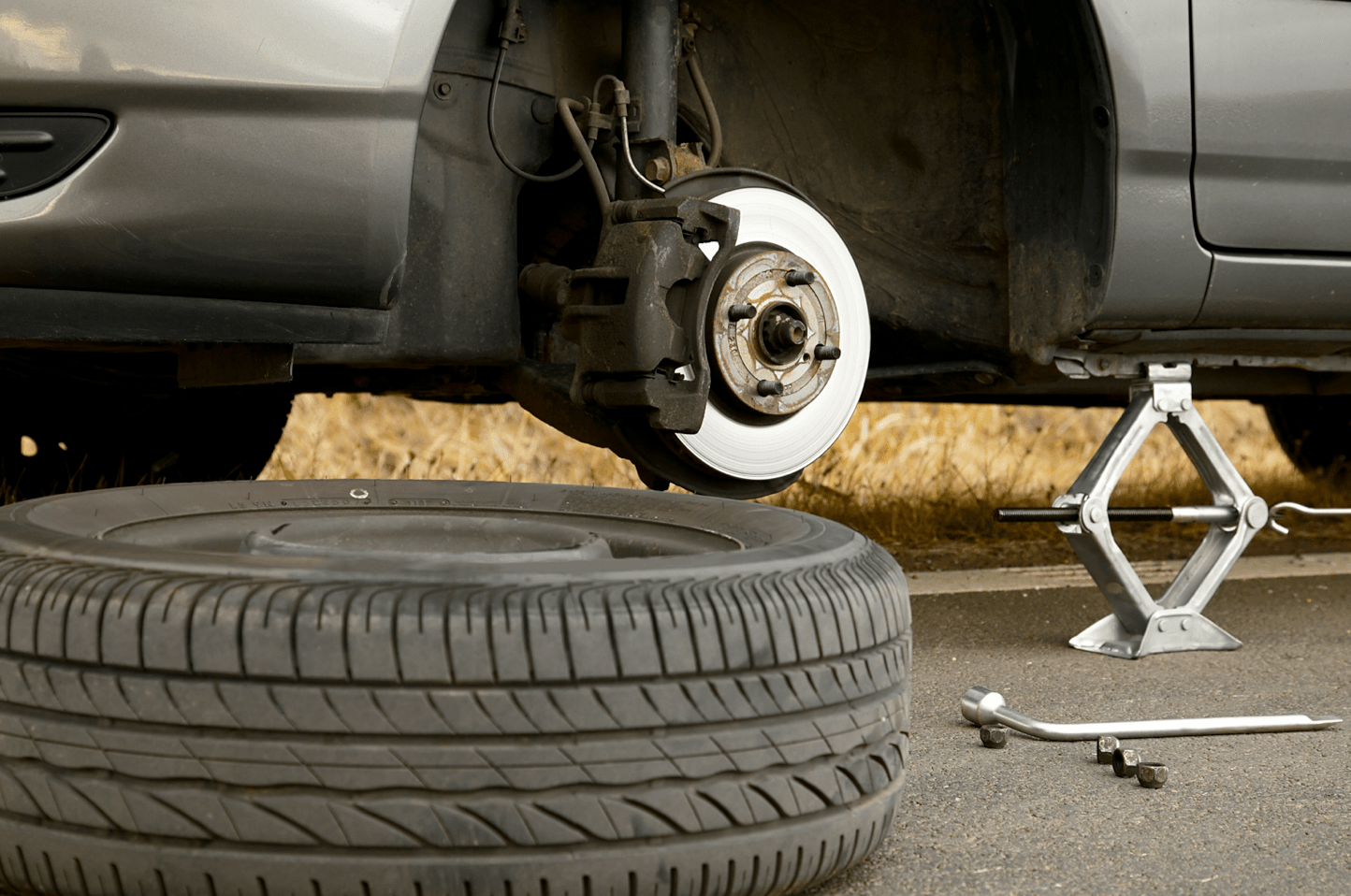 How to Change a Tire in Just a Few Minutes: Step-By-Step Instructions