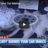 Don't Be Spooked By Strange Noises Local Experts Offer Advice During Car Care Month
